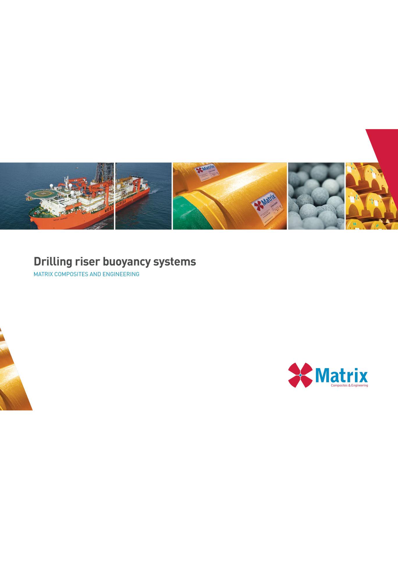 Drilling Riser Buoyancy Systems
