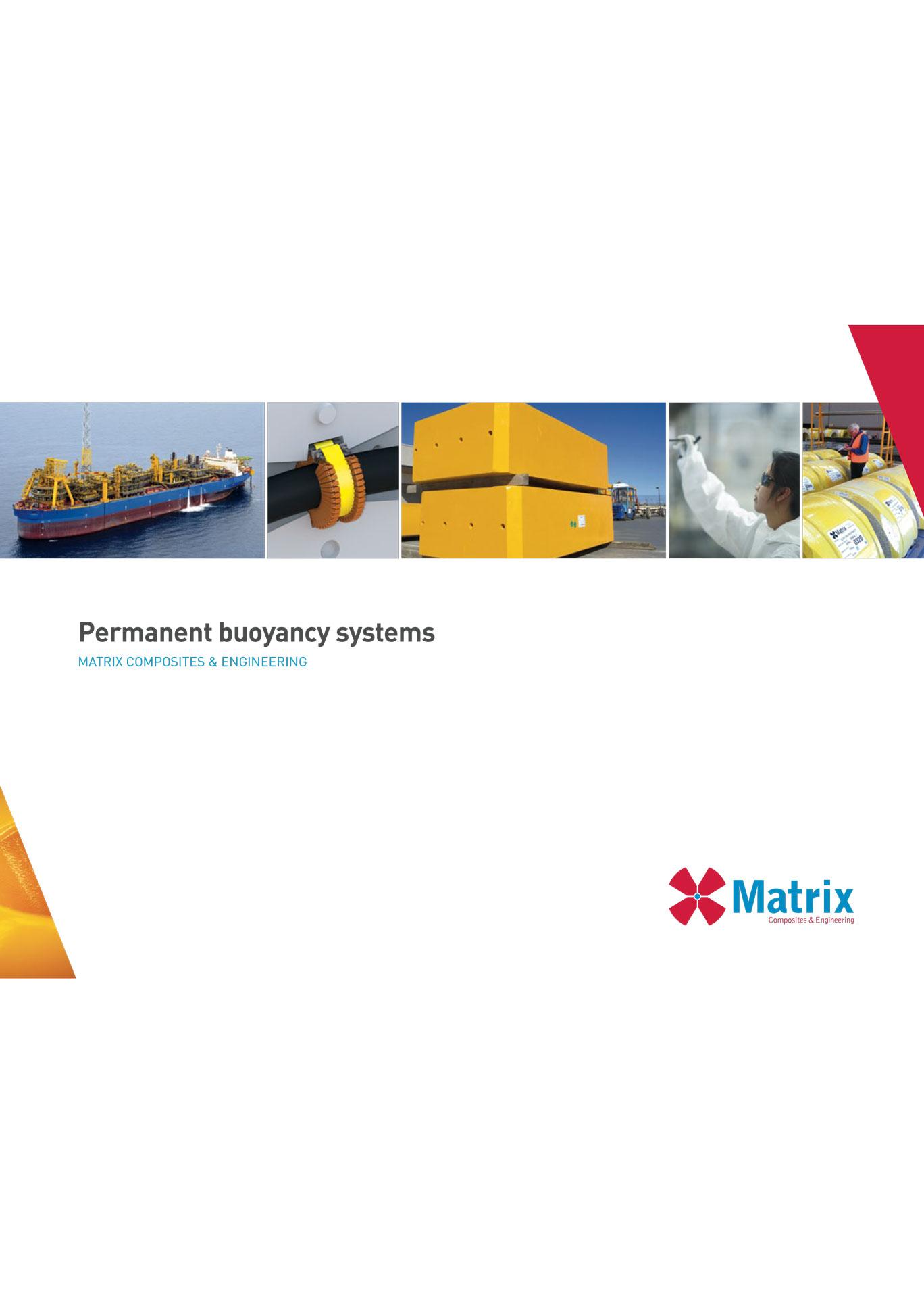 Permanent Buoyancy Solutions