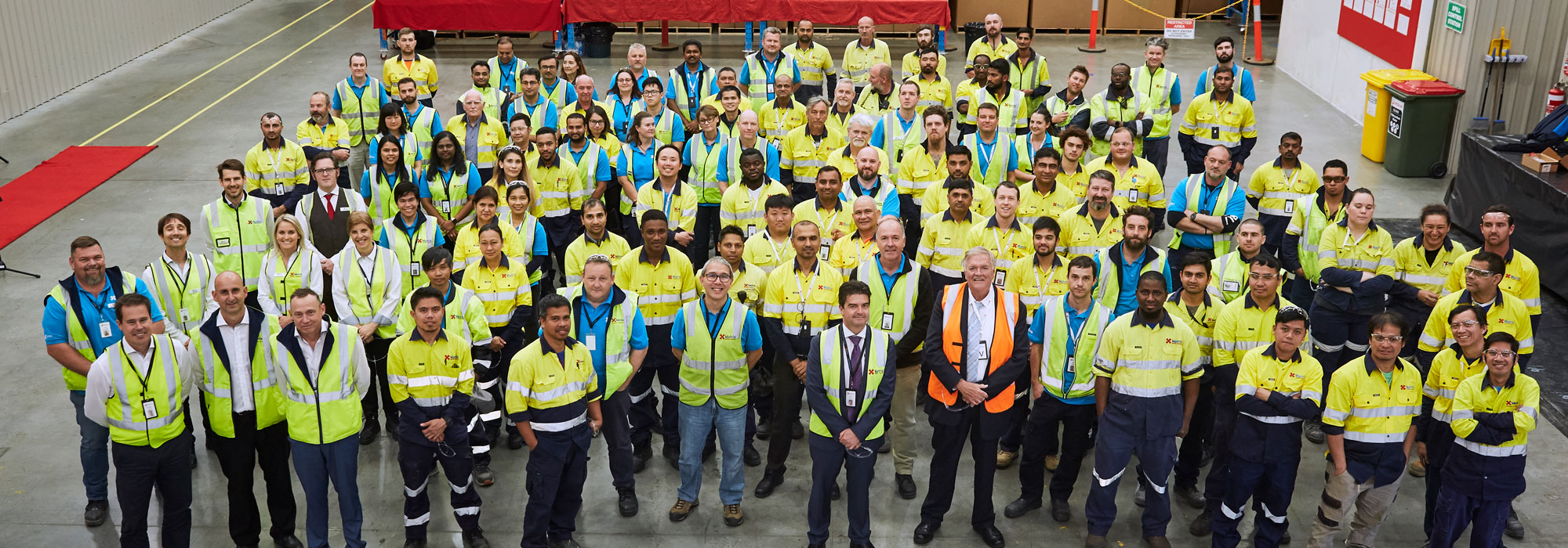 Governor of WA opens Matrix's expanded Henderson facility